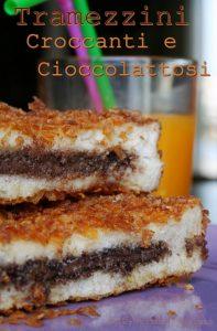 Tramezzini Croccanti e Cioccolattosi