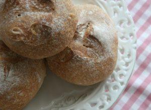 Pane alla Birra con lievito madre
