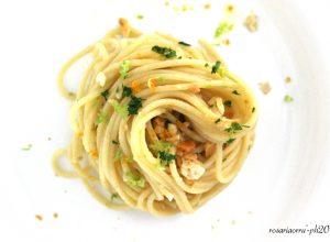 Spaghetti al sapore di mare